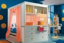 kid bedroom ideas / ideas for rooms when i have another kid or we move and i can use this to decorate the ultimate kids rooms / by Brittany Hendricks
