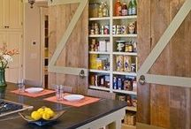 kitchen remodeling ideas/tricks / remodeling and decorating kitchen also organization and gadgets / by Brittany Hendricks