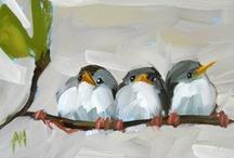 birds in art / by Teresa Kogut