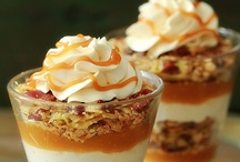 Trifles / Also includes desserts in a jar & puddings