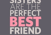 Things to share with my sister! / by Alyssa Middleton Osborne