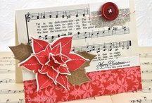 Handmade Cards: Christmas / Handmade Christmas Cards / by Steph @ Silver Boxes