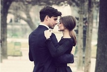 Engagement Photo Ideas / Posing and couple's wardrobe ideas for engagement photo shoots.  / by Kendra Phillips