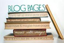 Blog stuff / by Debbie Fucoloro