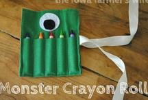 Crafts & DIY - Kids / by Nikki Wilson