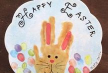 Hoppy Easter!  / Hop on over and look at some fun Easter themed painting ideas!
