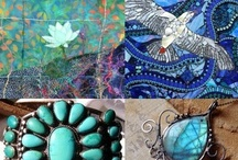 2012 Treasuries by TashinkaBeadingHeart on Etsy
