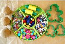 Preschool Table Time