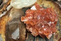 Stones - Crystals / by Kristine Roy