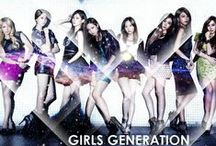 Girl's Generation/SNSD  / by Jo Searles