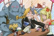 Fullmetal Alchemist / by Jo Searles