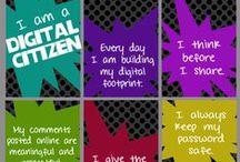 Digital Citizenship / by Debbie Fucoloro