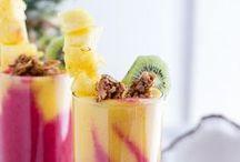 Cooling nourishing smoothies / Inspiring Drinks