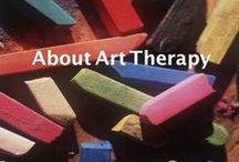 art therapy and TCR ideas