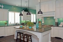 Kitchen & Dining / Kitchen & dining decor, DIY, & makeovers  / by Steph @ Silver Boxes