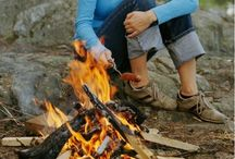 Camp out / Camping ideas, tips, recipes, etc.  / by Steph @ Silver Boxes