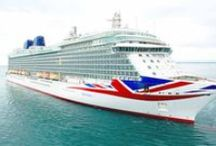 P&O Britannia / P&O Cruises' new addition to their fleet is Britannia, who joined the fleet in March 2015 after being named by Her Majesty the Queen. The ship and itineraries are designed specifically for British passengers.