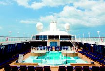 Azamara Journey / The luxurious Azamara Journey from Azamara Club Cruises is a small-style cruise ship aimed at sailing quest to the ultimate exotic hidden gems