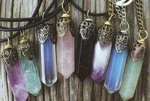 Jewelery ideas / bileklik ve kolye için topladığım fikirler