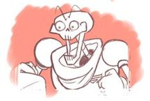 The Great Papyrus / This is my collection of Papyrus from Undertale. Papyrus is a skeleton living in the world full of Monsters with his skeleton brother Sans. This collection has videos, pictures, gifs and even some voice acting clips! Have fun scrolling around with the all mighty Spaghetti Lord!