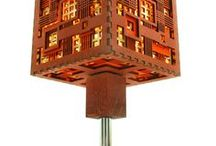 SQUARES - WOODEN LAMP / Wooden lamp Squeres – the lamp is inspired by geometry, where crossing lines makes squares.  Make your place a modern with our new conceptual lamp. We are making our lamp from the beginning. Every lamp consist of 30 – 40 elements hand – painted and made by us. Change your desk in office, bedroom decor and living room. You can change every place you want to, wherever and whenever you feel… add some warm beautifully built light to your life! Especially in winter!