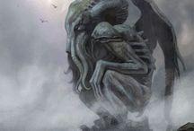 Cthulhu und andere von Lovecraft