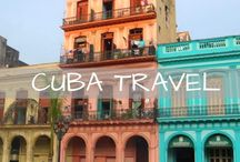 Cuba Travel / Travel guides and ideas for Vinales, Havana, Varadero, Trinidad, Cienfuegos and more!