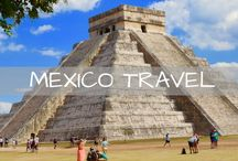 Mexico Travel / Guides, itineraries and inspiration for travel in Mexico. Includes articles about traveling to Cancun, Playa del Carmen, Cozumel, Mexico City, Guanajuato, Cabo San Lucas, Baja and more!