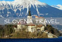 Slovenia Travel / Travel tips and inspiration for Slovenia. Guides for visiting Ljubljana, Lake Bled, Piran, Bohinj, Postojna Caves and Predjama Castle.