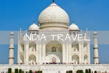 India Travel / Travel tips for India: Taj Mahal, Delhi, Jaipur, Kerala, Varanasi and more!