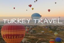 Turkey Travel / All about traveling to Turkey! Guides, itineraries and inspiration for Cappdocia, Istanbul, Ephesus, Pamukkale and more!