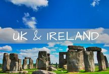 UK & Ireland Travel / Travel inspiration for England, Scotland, Wales, Northern Ireland, and Ireland.