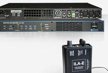Induktionsschleifenverstärker // Induction loop amplifier