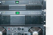 Endverstärker // Power amplifiers