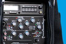 Mobile Beschallung // Portable sound systems