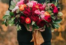 How to Rock a Rose Bouquet / Romantic roses for the contemporary bride! #rosesrock #roses #florals #romantic