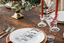 Winter Wedding / Wonderful inspiration for a Winter wedding. #winterwedding #winterweddings #winterbride #bridetobe #weddingideas #weddingdetails #editorial #realweddings