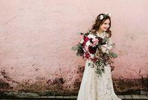 Flower Girls & Bridemaids / Inspiration