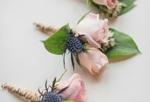 Boutonniere / Beautiful ideas to inspire.