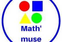 Devinettes mathématiques groupe / Les mathématiques recèlent bien des surprises à découvrir... Logique, devinette, amusantes voila les maths