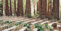 Outdoor Ceremony ideas / #outdoorwedding #weddinginspiration #bride #bridal #weddingideas #weddinginspo #weddingstyling