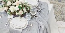 Colour Palette. Soft Blues. LOVELYNESS. (NEW) / #softblue #lightblue #weddingideas #weddingstyle #weddinginspiration #colourpalette #wedding