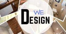 We #Design / Pragniemy przedstawić Wam garść naszych pomysłów, projektów i realizacji w skondensowanej formie...