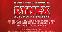 Gambar Aki DYNEX / gambar aki dynex