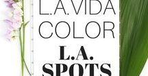 L.A. Vida Color Los Angeles Spots / My Favorite Spots Around Los Angeles, Hidden Gems