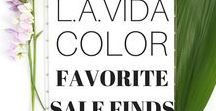 FAVORITE SALE FINDS / Where I share my favorite fashion finds, beauty deals, sales, and/or discounts!
