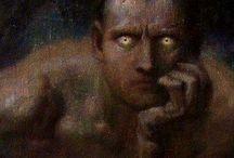Romanticism-Symbolism-Art Nouveau-Pre Raphaelitism