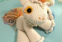 Crochet/knitting / by Haley Ellingson