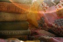 Literary  / by Stephanie Aleck Cole
