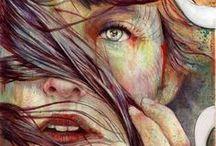Art & Inspiration / by Stephanie Aleck Cole